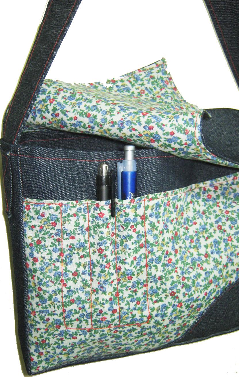 Alumnas dise o de carteras 2009 y 2010 for Disenos de bolsos de tela