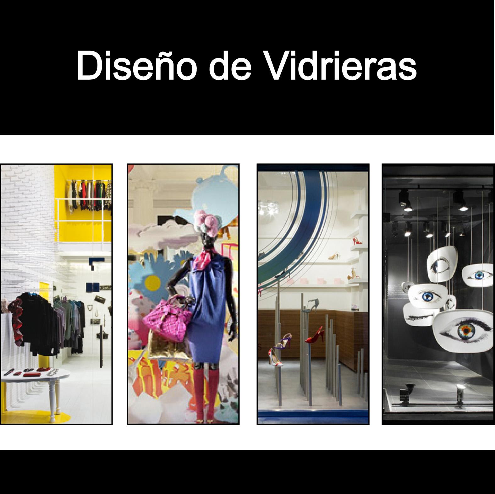 Ploteos for Decoracion de vidrieras de ropa