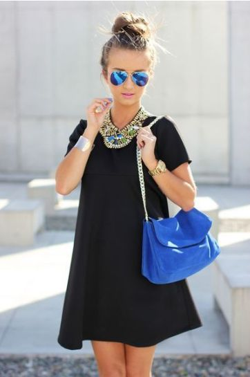 36 Chic Little Black Dress Outfits - Style Estate -